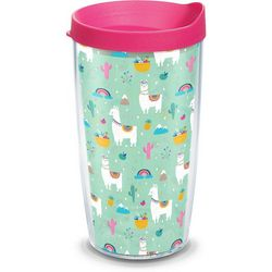 Tervis 16 oz. Llama Travel Tumbler With Lid