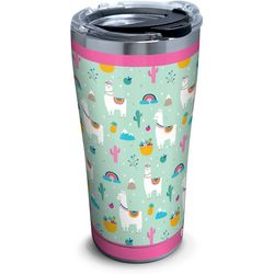 Tervis 20 oz. Stainless Steel Llama Tumbler With Lid