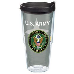 Tervis 24 oz. Army Pride Tumbler With Lid
