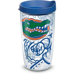 Tervis 16 oz. Florida Gators Genuine Tumbler With Lid
