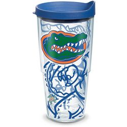 Tervis 24 oz. Florida Gators Genuine Tumbler With Lid