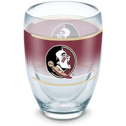 Tervis 9 oz. Florida State Original Stemless Wine Glass