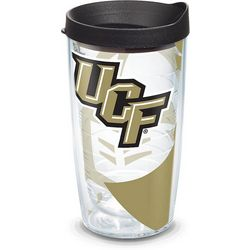 Tervis 16 oz. UCF Knights Genuine Travel Tumbler With Lid