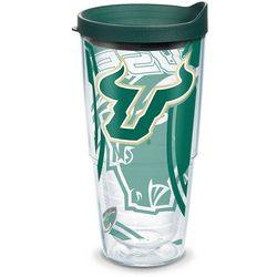 Tervis 24 oz. USF Bulls Genuine Travel Tumbler With Lid