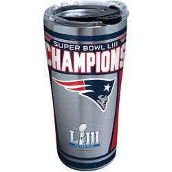 9c547b05 Tervis 20 oz. Stainless Steel Patriots Champions Tumbler