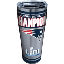 Tervis 30 oz. Stainless Steel Patriots Champions Tumbler