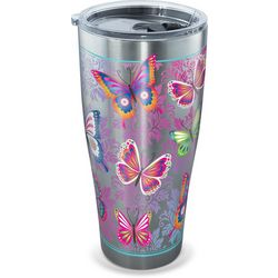 Tervis 30 oz. Stainless Steel Butterfly Tumbler