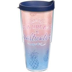 Tervis 24 oz. Salt Life Sea Dream Pineapple Tumbler With Lid