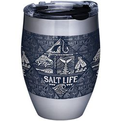 Tervis 12 oz. Stainless Steel Salt Life Icons