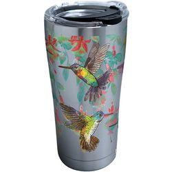 Tervis 20 oz. Stainless Steel Hummingbird Tumbler