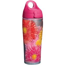 Tervis 24 oz. Stainless Steel Colossal Daisy Water Bottle