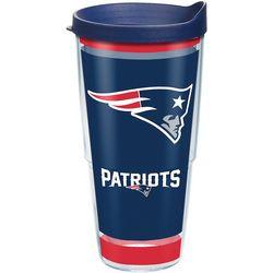 Tervis 24 oz. NFL Patriots Touchdown Tumbler With Lid