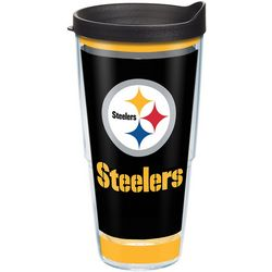 Tervis 24 oz. Pittsburgh Steelers Touchdown Tumbler With Lid