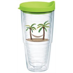 Tervis 24 oz. Palm & Hammock Tumbler With Lid