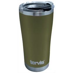 Tervis 20 oz. Stainless Steel Solid Powder Coated