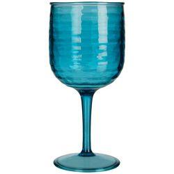 Coastal Home 16 oz. Ribbed Texture Wine Glass