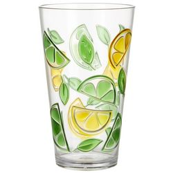 Tropix 20 oz. Lemon Lime Highball Glass