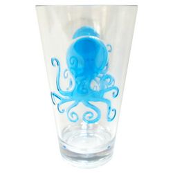 Tropix Octopus Highball Glass