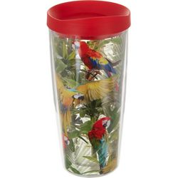 COVO 16 oz. Parrots Travel Tumbler