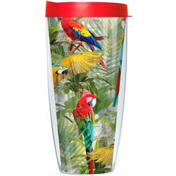 COVO 22 oz. Parrots Travel Tumbler