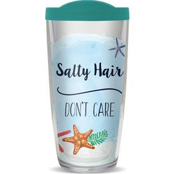COVO 16 oz. Salty Hair Don't Care Travel Tumbler
