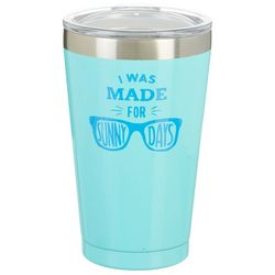 Reduce 16 oz. Sunny Days Travel Tumbler
