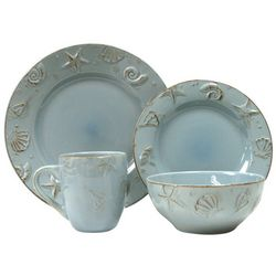 Thomson Pottery 16-pc. Cape Cod Dinnerware Set