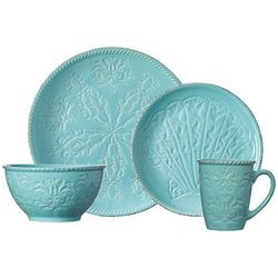 Pfaltzgraff 16-pc. Malibu Dinnerware Set