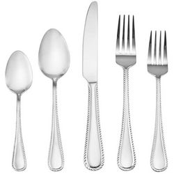 Pfaltzgraff 20-pc. Everyday Adventure Flatware Set