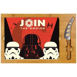 Join The Empire Icon Cutting Board & Knife Set