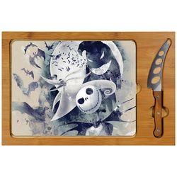 Toscana Jack And Zero Icon Cutting Board & Knife Set