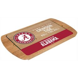 Alabama Crimson Tide Billboard Glass Top Tray