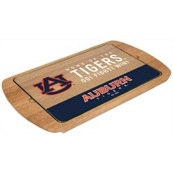 Auburn Tigers Billboard Glass Top Tray