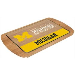 Michigan Billboard Glass Top Tray