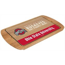 Ohio State Billboard Glass Top Tray