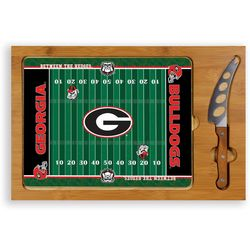Georgia Bulldogs Icon Cutting Board by Picnic Time