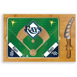 Tampa Bay Rays Icon Cutting Board