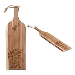 Toscana Disney Mary Poppins Artisan Acacia Serving Plank