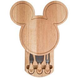 Toscana Mickey Head Shaped Cheese Board