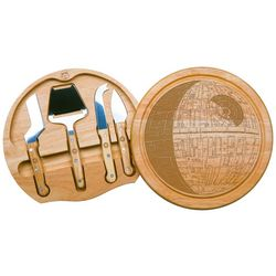 Death Star Circo Cheese Board & Tools Set