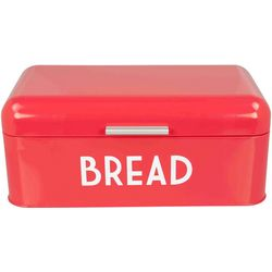 Home Basics Bread Box With Lid