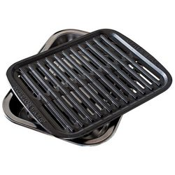 Nordic Ware Cast Grill and Sear Oven Pan