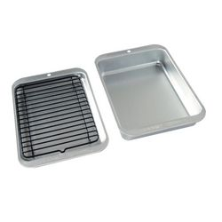 Nordic Ware Compact 3 pc Broil & Bake Set