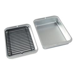 Compact 3 pc Broil & Bake Set