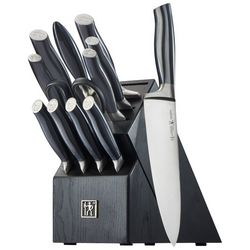 J.A. Henckels 13-pc. Graphite Knife Block Set