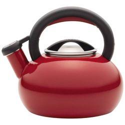 Circulon Sunrise Red 1.5 qt. Tea Kettle