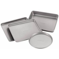 Farberware 4-pc. Toaster Oven Bakeware Set