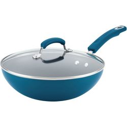Rachael Ray 11'' Covered Nonstick Stir Fry Pan
