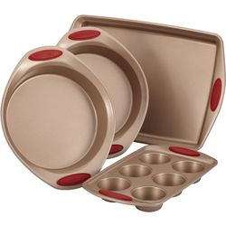 Rachael Ray Cucina 4-pc. Nonstick Bakeware Set