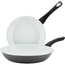 Farberware PURECOOK 2-pc. Nonstick Skillet Set